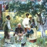 Gastfreundschaft in der tschetschenischen Kultur