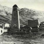 Tschetschenische Kriegstürme und Dargavs Sonnengräber