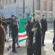 Achmed Sakajew's Rede auf der Protestkundgebung in Brüssel (in tschetschenischer Sprache)