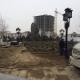 Pro-russisches Regime reißt Deportationsdenkmal in Grosny ab